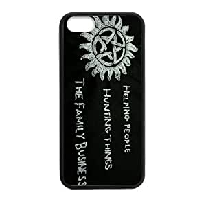 Supernatural Symbols iPhone 5 5s Cases-Cosica Provide Superior Cases For iPhone 5 5s