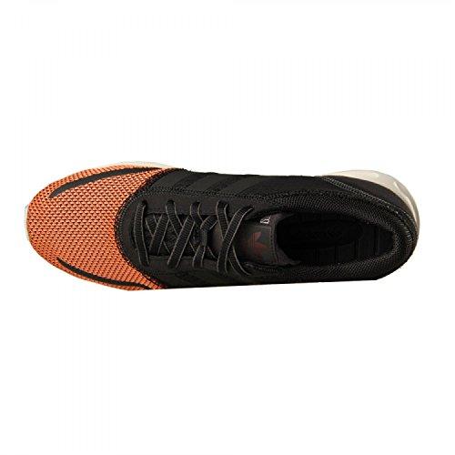 adidas Los Angeles, Unisex Adulto Scarpe da Corsa bright red-core black-grey