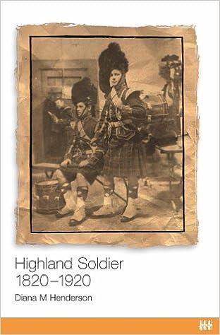 Highland Soldier 1820-1920