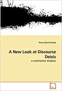 contrastive discourse 'the author also draws on research on language attitudes, contrastive analysis of navajo and english, and discourse strategies' 'it's contrastive, and true at every point along the route'.