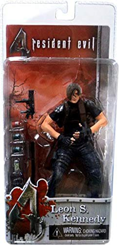 Resident Evil 4 Series 1 Leon S. Kennedy No Jacket Action Figure
