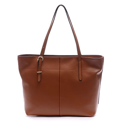Leather Shoulder Soye Handbags Laptop