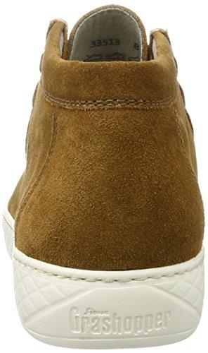 Sioux Grash-h171-13, Mocasines para Hombre marrón (Cuoio)