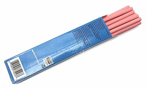 EF74-75215 Pink Eraser Strips for Abrasion Testing on Wear-Resistant Tester 12pcs/box NO.74