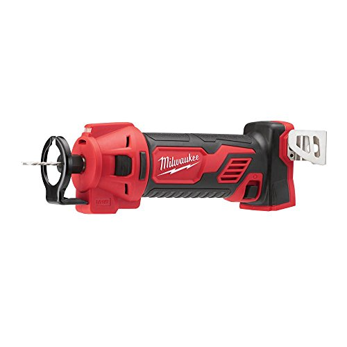 Milwaukee M18 18-Volt Lithium-Ion Cordless Cut Out Tool Bare Tool | Hardware Power Tools for Your Carpentry Workshop or Machine Shop (Milwaukee Tools Car Charger)