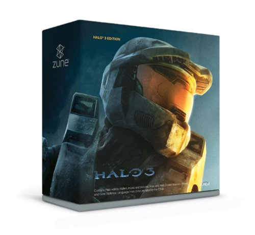 Zune Halo 3 Collector Edition (30 Gb)