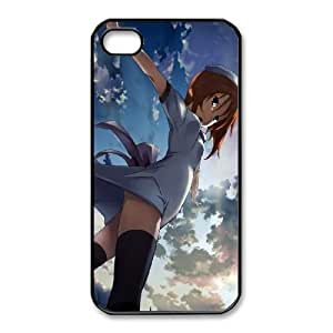 HD exquisite image for iPhone 4 4s Cell Phone Case Black ryugu rena higurashi when they cry Popular Anime image WUP8099126