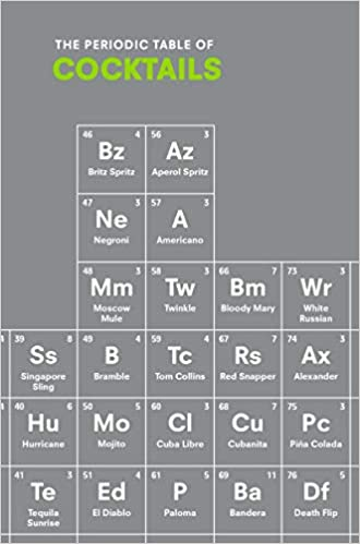 Buy The Periodic Table Of Cocktails Book Online At Low Prices In