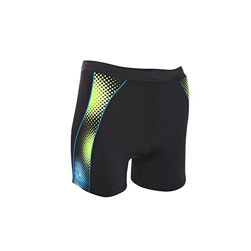 Aqua Sphere Speed Boys Swimshorts - Navy / Red Size 28