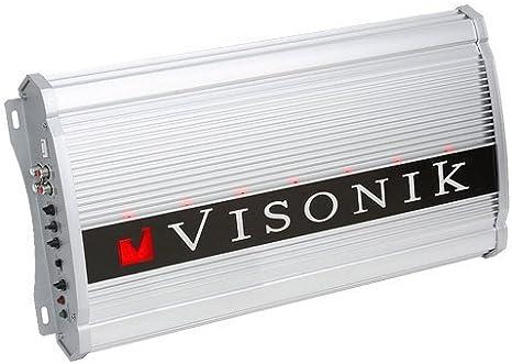 [DIAGRAM_38IS]  Amazon.com: Visonik V1802A 1800 Watt Car Audio Amp 2/1 Channel Stereo  Amplifier: Car Electronics | Visonik Wiring Diagram |  | Amazon.com