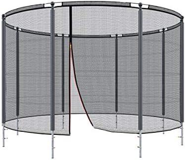 Ampel 24 - Red de Seguridad Completa para Cama elástica con Ø de ...