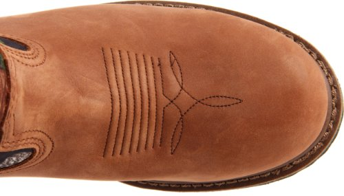 John Deere Mens 11 Chêne Moussu Camo Boot Noyer
