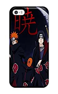 Awesome Design Akatsuki Hard Case Cover For Iphone 5/5s