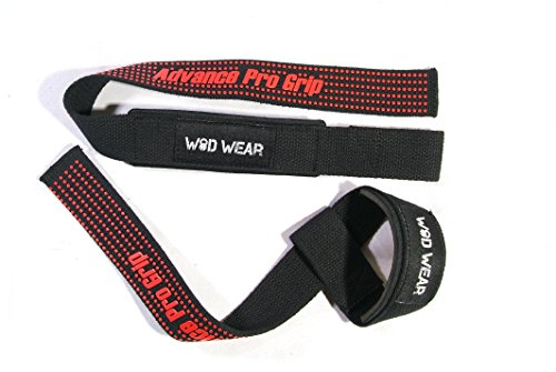 Lifting Straps Silicone WOD Wear
