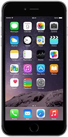 Apple iPhone 6 Plus 128GB Factory Unlocked GSM 4G LTE Cell Phone - Space Gray