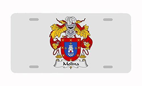 Molina Coat Of Arms Molina Family Crest Spanish Coat Of Arms