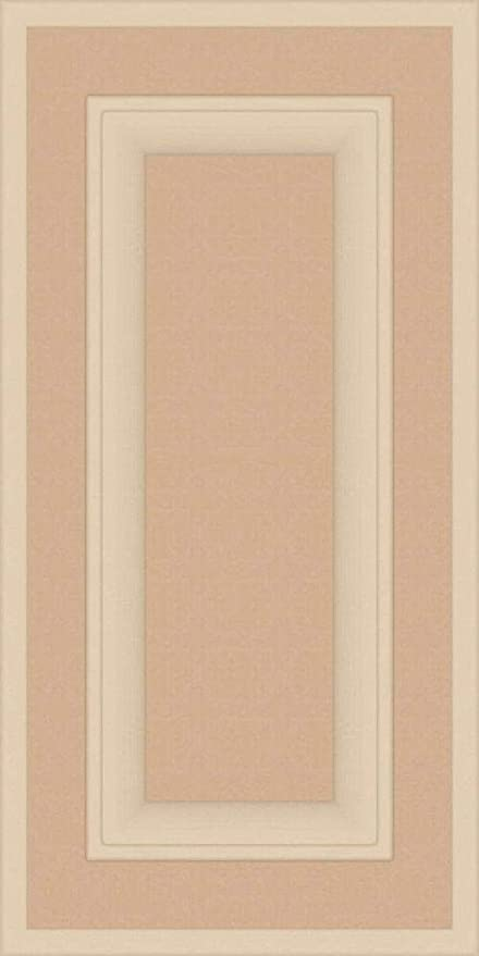 Kendor Unfinished Mdf Cabinet Door Square With Raised Panel 22h X