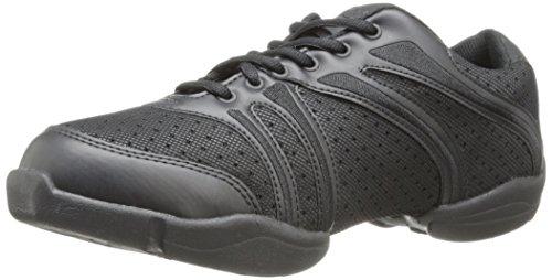 Capezio - Bolt, Zapatos y Bolsos Mujer, Negro (Black), 45 EU
