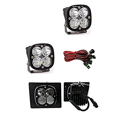 41N9HUplQNL._SX425_ amazon com baja designs squadron pro pair driving combo led kit