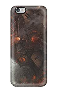 6114814K50695129 Awesome Defender Tpu Hard Case Cover For Iphone 6 Plus- Black Gold Online