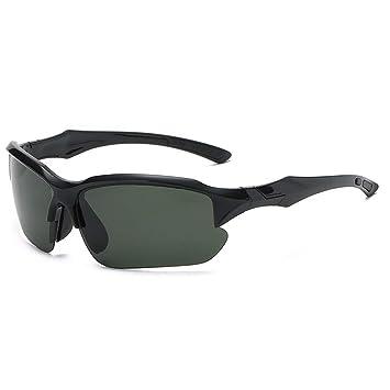 FRFG Hombres y Mujeres Gafas de Sol polarizadas Gafas de Sol cambiantes de Espejo de Montar