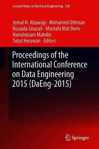 Proceedings of the International Conference on Data Engineering 2015 (DaEng-2015) (Lecture Notes in Electrical Engineering)-cover