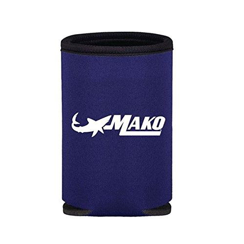 Mako Boats Neoprene Beverage Can Koozie