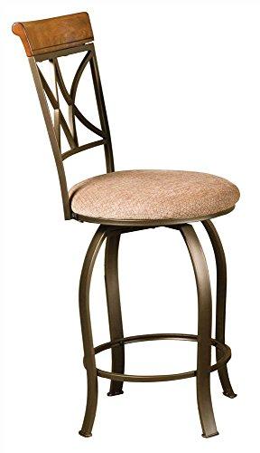 Powell Upholstered Bar Stool - 9