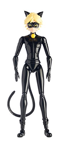 Miraculous 5.5-Inch Cat Noir Action Doll