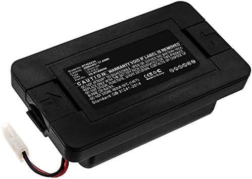 subtel® Batería Premium 14.4V, 2600mAh, Li-Ion Compatible con Rowenta Explorer 20 RR682/RR687, Explorer 40 R727, Smart Force Essential RR692, RS-RT900866 bateria Repuesto aspiradora Pila reemplazo: Amazon.es: Electrónica