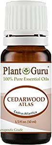 Cedarwood Atlas Essential Oil 100% Pure Undiluted Therapeutic Grade.