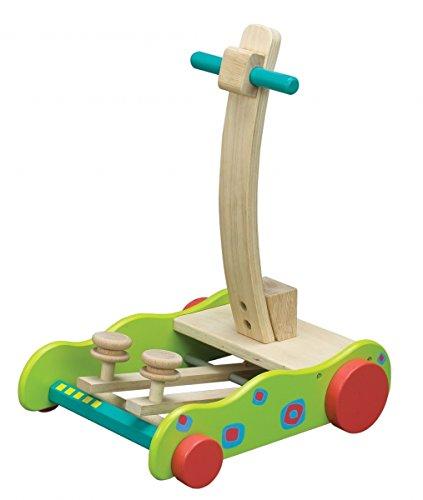 Wonderworld Hopping Bunny Walker Push Toy - Learning to Walk, Exercise, Play