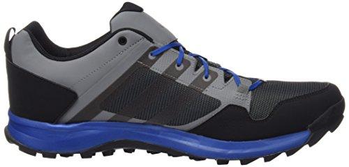 adidas Kanadia 7 Tr Gtx, Zapatillas de Running para Hombre, Antracita, 47 EU Gris / Negro / Blanco (Grivis / Negbas / Blatiz)