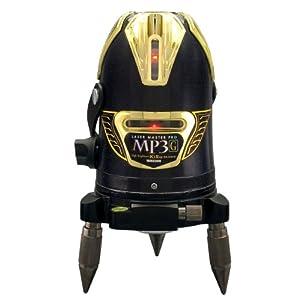 レーザーマスタープロ 高輝度レーザー墨出し器 本体のみ MP3G