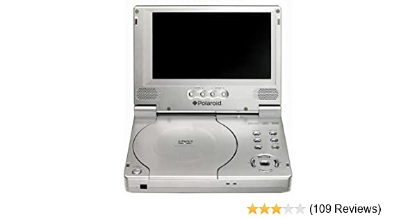 amazon com polaroid pdv 0700 7 portable dvd player electronics rh amazon com Polaroid DVD Player Manual Battery for Polaroid DVD Player