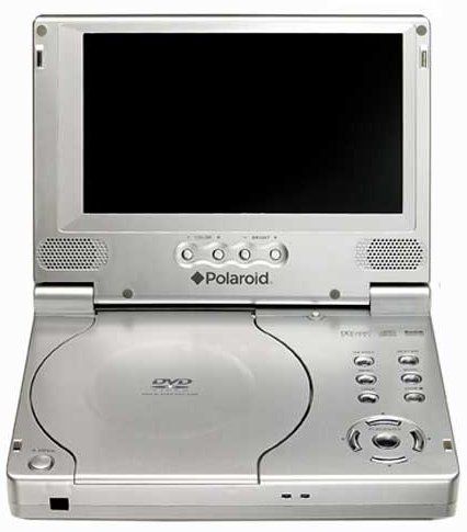 Polaroid PDV 0700 Portable DVD Player