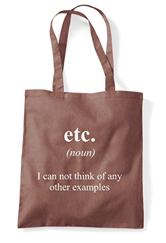 Chestnut Definition Tote Shopper Alternative Etc The Bag Not In Dictionary Funny vPSq1Fwd