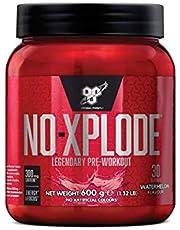 Save on BSN No Xplode Pre-Workout/BSN No Xplode per il Consumo Prima Dell'Allenamento, 600 kg, Gusto Anguria and more