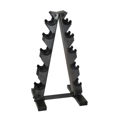CAP Barbell Black Frame Dumbbell