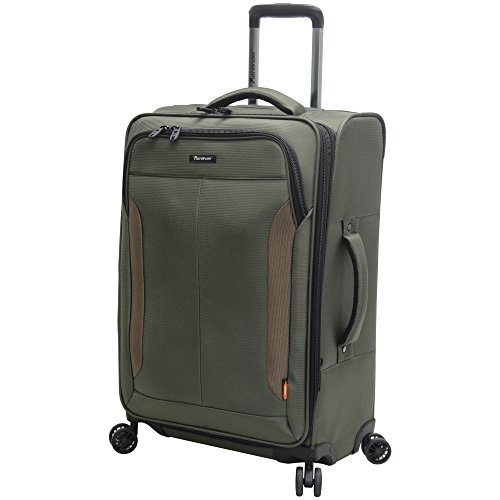 pathfinder-luggage-px-10-24-expandable-suitcase-with-spinner-wheels-24in-sage