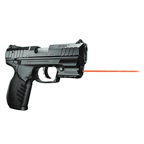 Laser Max Lms Rmsr Rail Mounted Laser  Red  For Ruger Sr Series Of Handguns