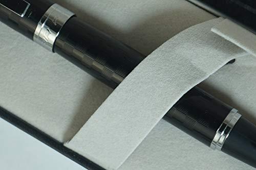 Sheaffer Ferrari 300 Limited Series, with diamond cut Chequered Flag Engraving Medium Point Fountain pen