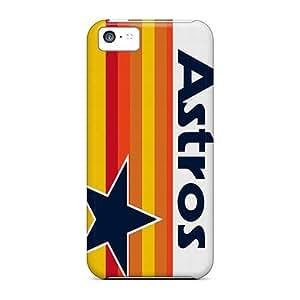 Hot Design Premium XZL1094hIab Tpu Case Cover Iphone 5c Protection Case(houston Texans)