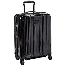 TUMI V3 International Carry On Luggage, Black, One Size