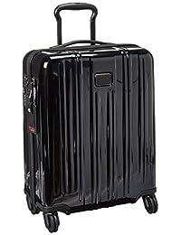 TUMI V3 International Carry On Luggage, Black, One Size