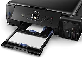 Epson EcoTank ET-7750 - Impresora, color negro