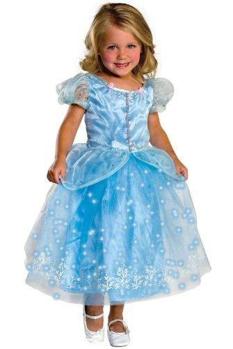 Rubie's Costume Crystal Princess Costume with Twinkle Skirt