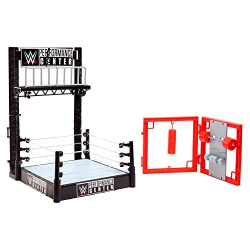 chollos oferta descuentos barato WWE Ring Wrekkin accesorio para las figuras de acción de los luchadores Mattel GGB65