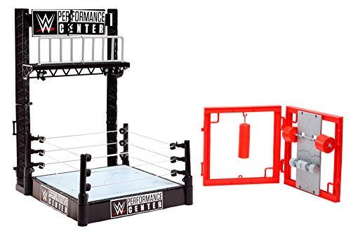 WWE Wrekkin Performance Center Playset