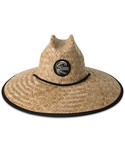 1b8399172dc O'Neill Men's Sonoma Prints Straw Hat, Naturl1, One Size ()